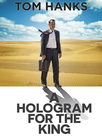 A Hologram for the King Composer Gabriel Mounsey Tom Hanks