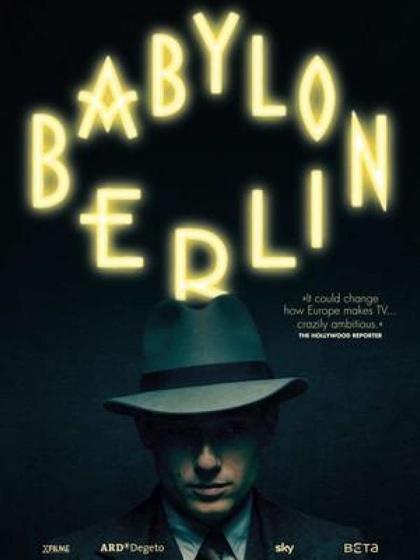 Babylon Berlin Composer Gabriel Mounsey