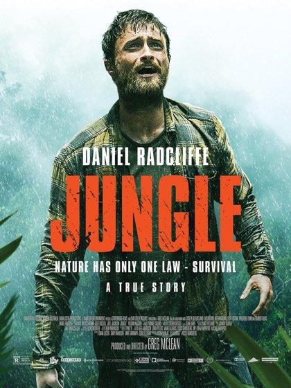 Jungle Composer Gabriel Mounsey Daniel Radcliffe