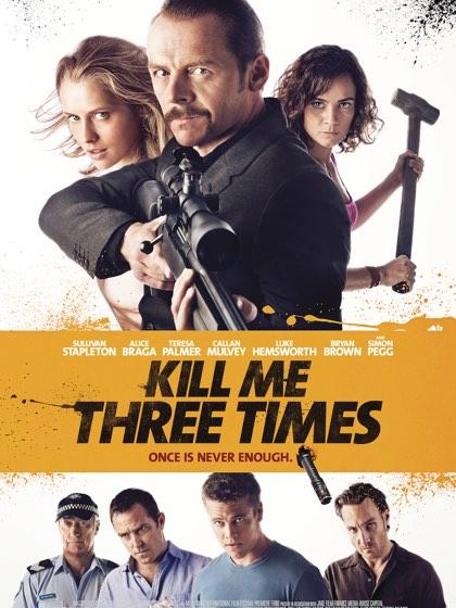 Kill Me Three Times Composer Gabriel Mounsey