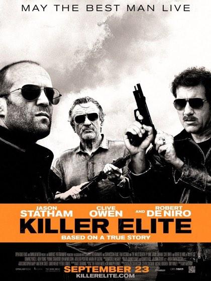 Killer Elite Composer Gabriel Mounsey Robert Deniro Clive Owen
