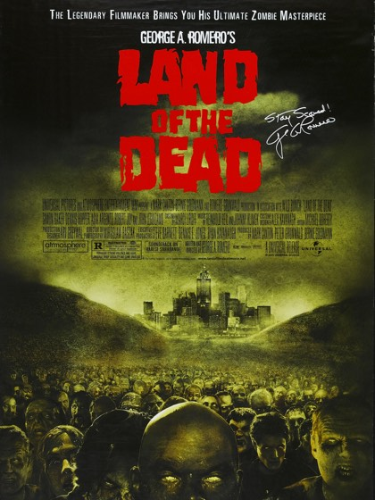 Land of the Dead Composer Gabriel Mounsey