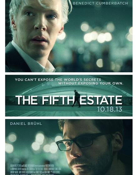 The Fifth Estate Composer Gabriel Mounsey Benedict Cumberbatch
