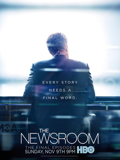 The Newsroom Composer Gabriel Mounsey HBO