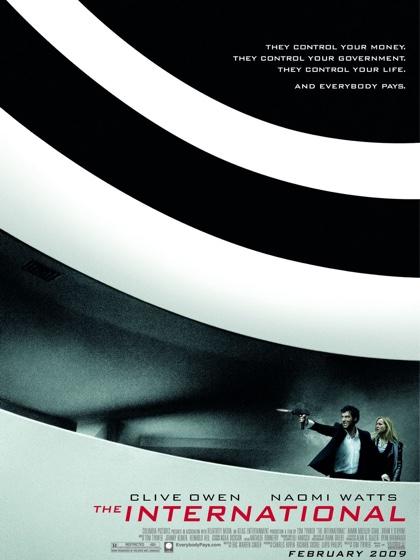 The International Composer Gabriel Mounsey Clive Owen Naomi Watts